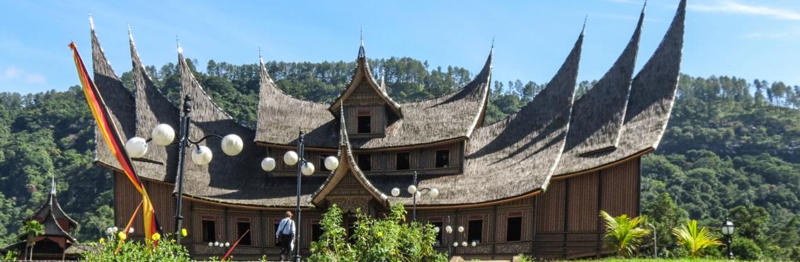 Pagaruyung west sumatra